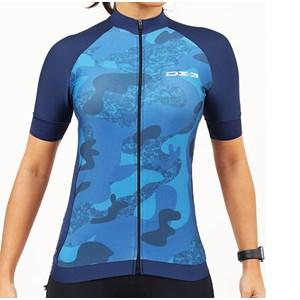 Camisa Ciclismo DX-3 Feminina Fast 03