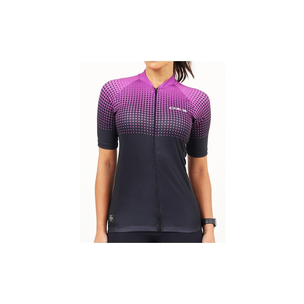 Camisa Ciclismo DX-3 Feminina Fusion 02