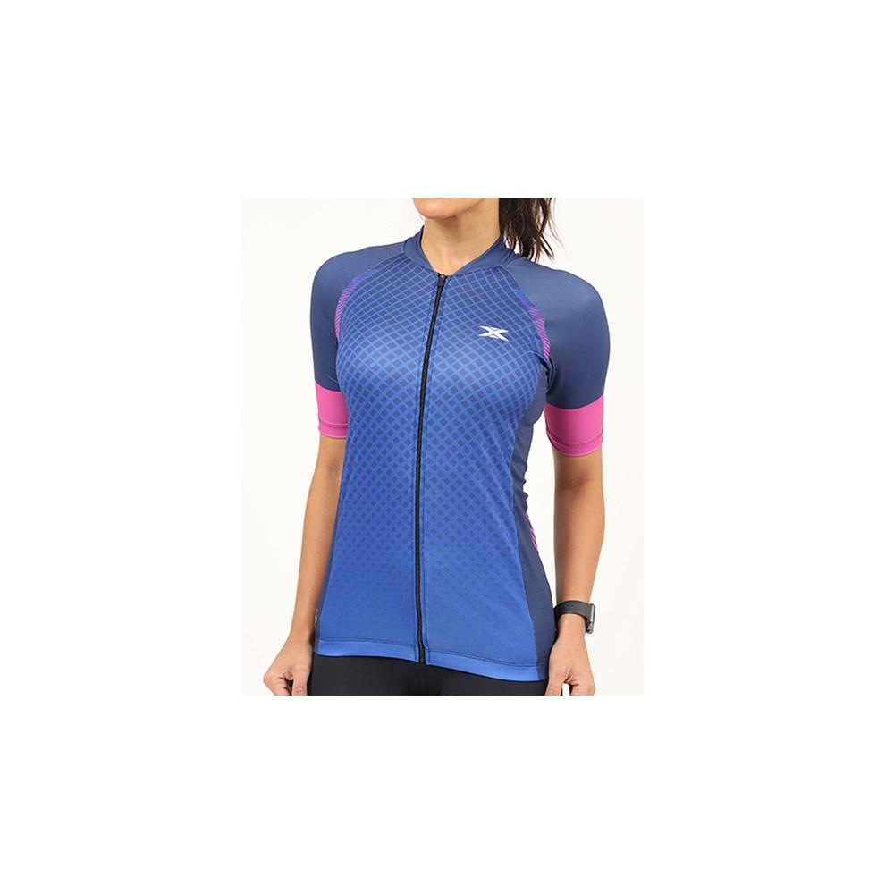 Camisa Ciclismo DX-3 Feminina Fusion 03