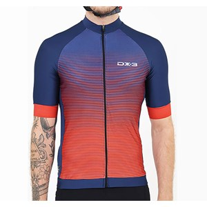 Camisa Ciclismo DX-3 Masculina Fast 01