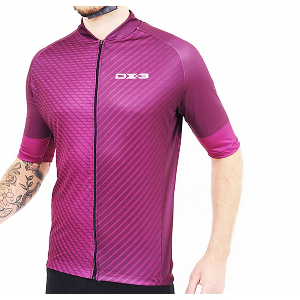 Camisa Ciclismo DX-3 Masculina Fusion 01