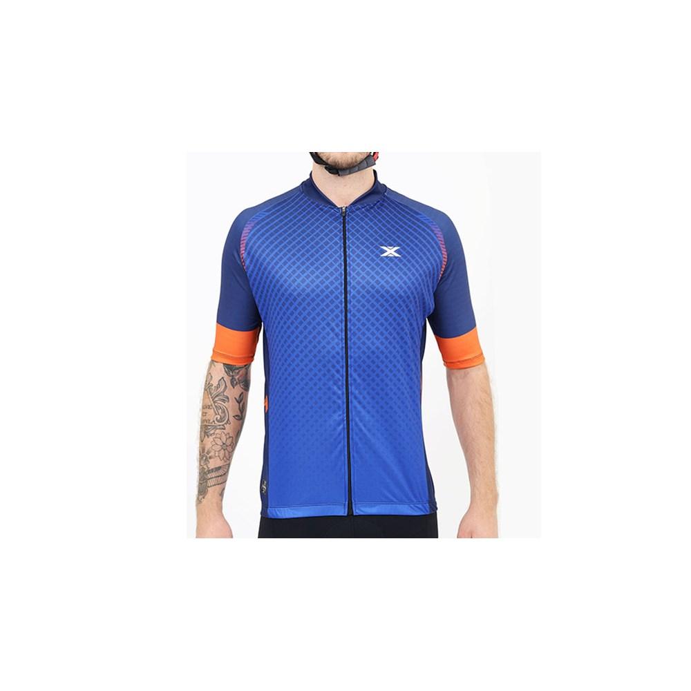 Camisa Ciclismo DX-3 Masculina Fusion 03