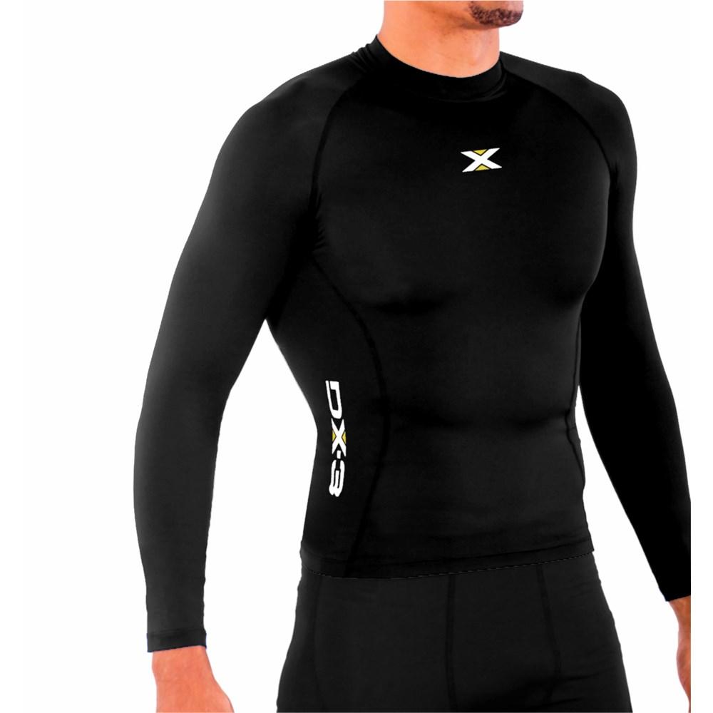 Camisa DX-3 UV50+ Manga Longa Masculina