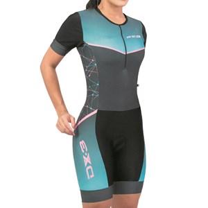 Macaquinho Ciclismo DX-3 Feminino
